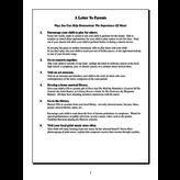 Hal Leonard My Music Journal - Student Assignment Book