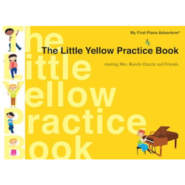 Faber Music The Little Yellow Practice Book