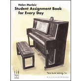 FJH Helen Marlais' Student Assignment Book for Every Day
