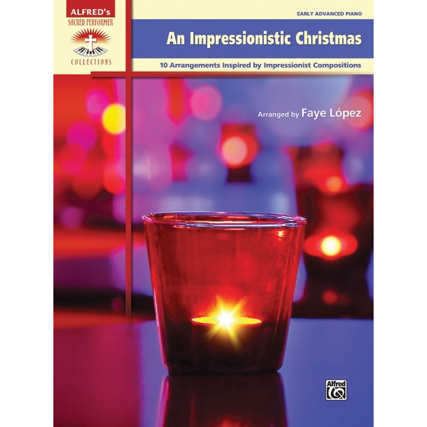 Alfred Music An Impressionistic Christmas