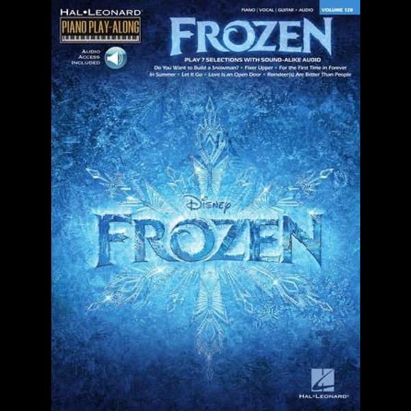 Hal Leonard Frozen - Piano Play-Along Volume 126