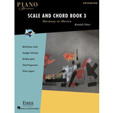 Faber Piano Adventures Piano Adventures Scale and Chord Book 3
