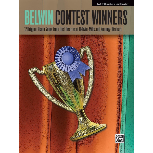 Alfred Music Belwin Contest Winners, Book 2