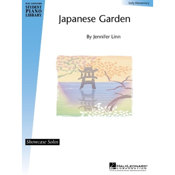 Hal Leonard Japanese Garden