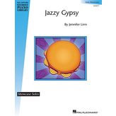 Hal Leonard Jazzy Gypsy