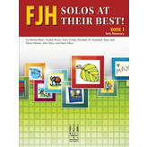 FJH FJH Solos at Their Best! Book 1