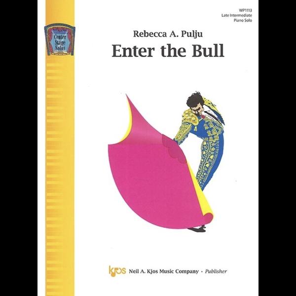 Kjos Enter The Bull