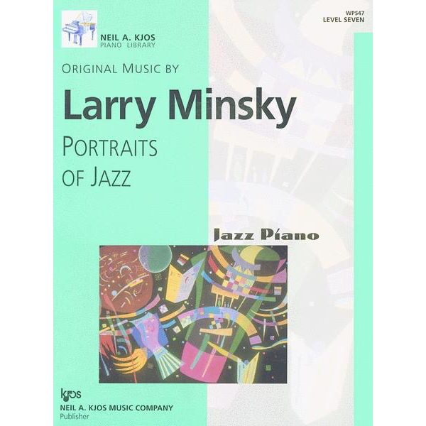 Kjos Portraits of Jazz - Level 7
