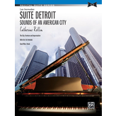 Alfred Music Suite Detroit: Sounds of an American City