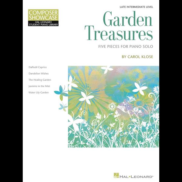 Hal Leonard Garden Treasures