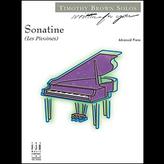 FJH Sonatine (Les Pivoines)