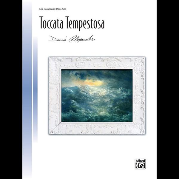 Alfred Music Toccata Tempestosa