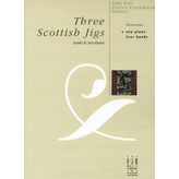 FJH Three Scottish Jigs (NFMC)