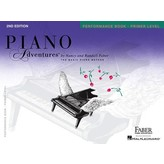 Faber Piano Adventures Faber Piano Adventures® Primer Level Performance Book 2nd Edition