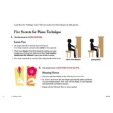 Faber Piano Adventures Faber Piano Adventures® Technique & Artistry Book, Primer Level