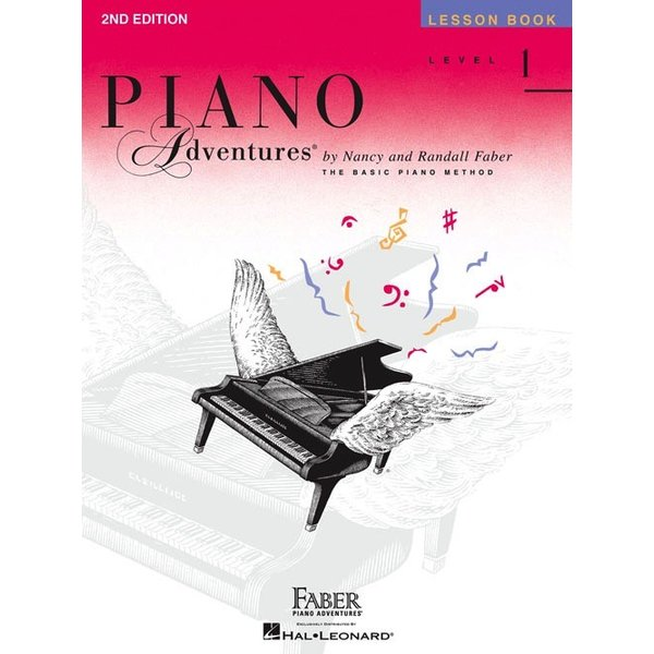 Faber Piano Adventures Faber Piano Adventures® Level 1 Lesson Book 2nd Edition