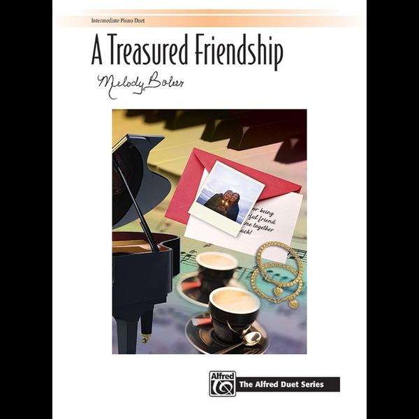 Alfred Music A Treasured Friendship