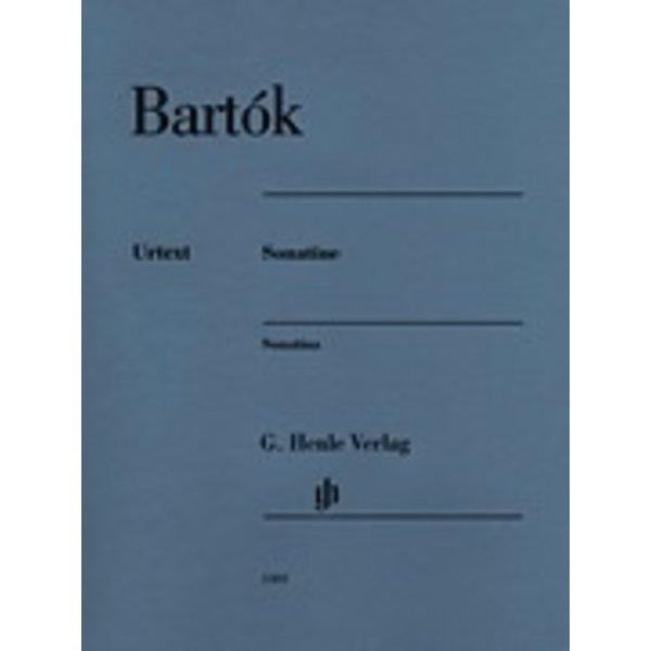 Henle Urtext Editions Bartók - Sonatine