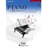 Faber Piano Adventures Faber Piano Adventures® Level 2A Lesson Book 2nd Edition