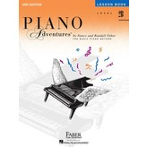 Faber Piano Adventures Faber Piano Adventures® Level 2B Lesson Book 2nd Edition
