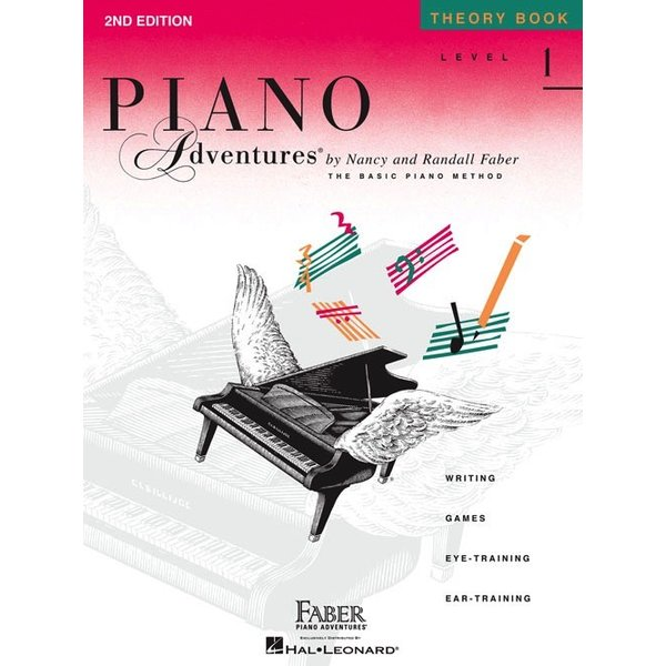 Faber Piano Adventures Faber Piano Adventures® Level 1 Theory Book 2nd Edition