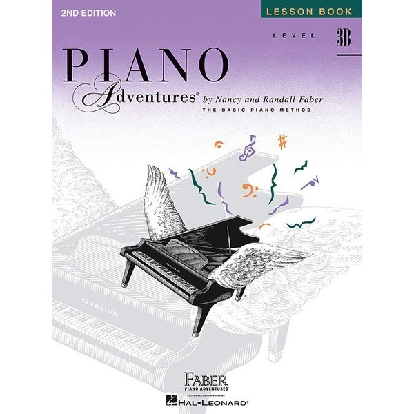 Faber Piano Adventures Faber Piano Adventures® Level 3B Lesson Book