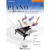 Faber Piano Adventures Faber Piano Adventures® Level 2A Theory Book 2nd Edition
