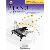 Faber Piano Adventures Faber Piano Adventures® Primer Level Gold Star Performance
