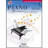 Faber Piano Adventures Faber Piano Adventures® Level 2A Gold Star Performance with CD