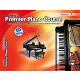Alfred Music Alfred's Premier Piano Course: Lesson Book 1A w/ CD