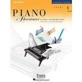 Faber Piano Adventures Faber Piano Adventures® Level 4 Theory Book