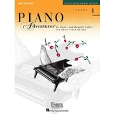 Faber Piano Adventures Faber Piano Adventures® Level 4 Performance Book 2nd Edition