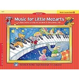 Alfred Music Alfred's Music for Little Mozarts: Music Lesson Book 1
