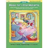Alfred Music Music for Little Mozarts Music Discovery Book 2