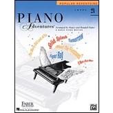 Faber Piano Adventures Faber Piano Adventures® Level 2A Popular Repertoire Book