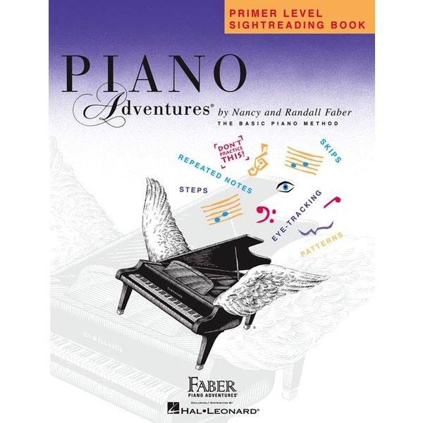 Faber Piano Adventures Faber Piano Adventures® Primer Level Sightreading Book
