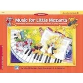 Alfred Music Music for Little Mozarts Music Recital Book 1