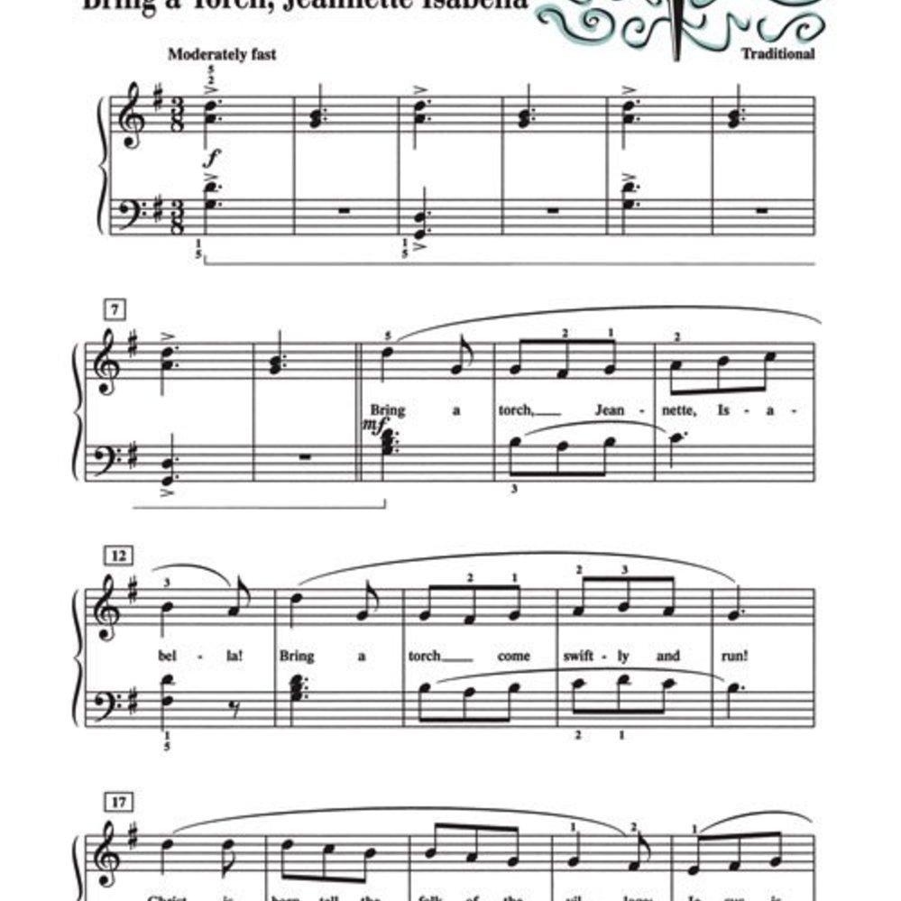 Faber Piano Adventures Faber Piano Adventures® Level 3A Christmas Book