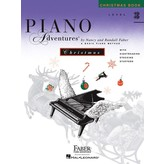 Faber Piano Adventures Faber Piano Adventures® Level 3B Christmas Book