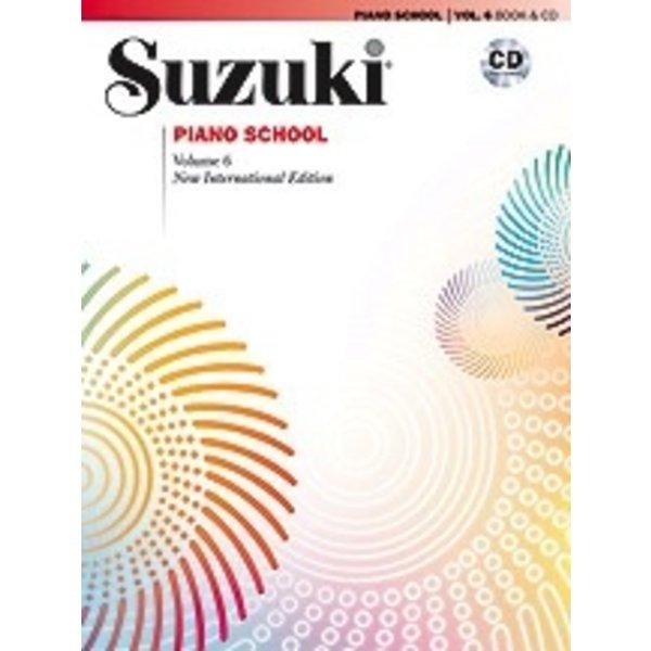 Volume 1 Suzuki Piano School New International Edition Piano Book and CD