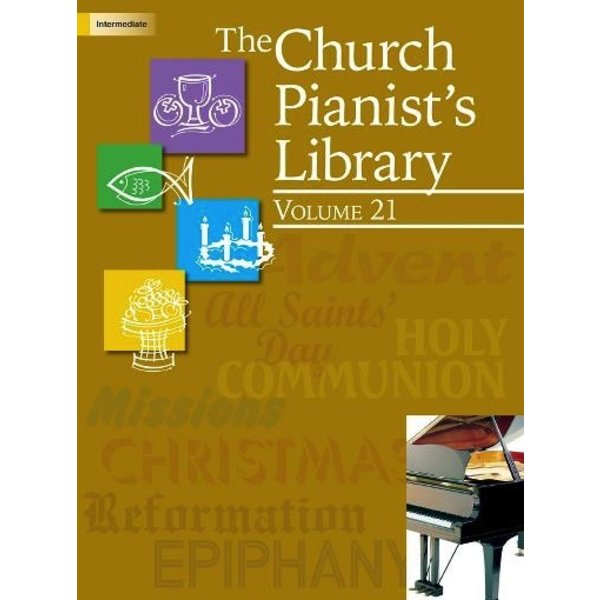 Lorenz The Church Pianist's Library, Vol. 21
