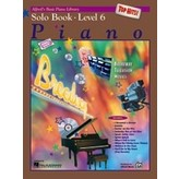 Alfred Music Alfred's Basic Piano Course: Top Hits! Solo Book 6