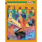 Alfred Music Alfred's Basic Piano Course: Top Hits! Solo Book 3
