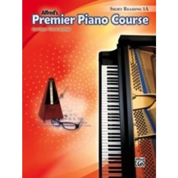 Alfred Music Premier Piano Course: Sight-Reading, Level 1A