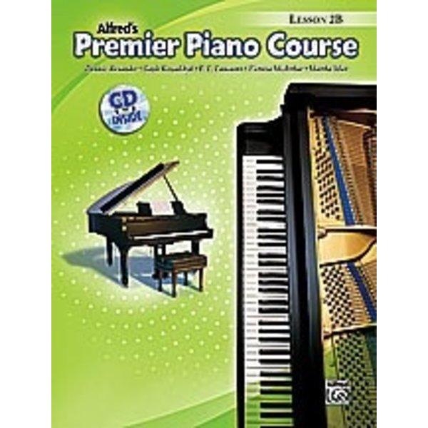 Alfred Music Premier Piano Course: Lesson Book 2B