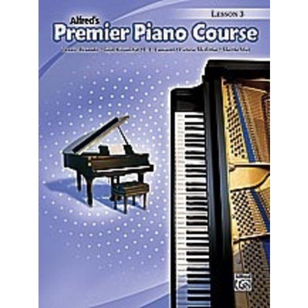 Alfred Music Premier Piano Course: Lesson Book 3