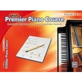 Alfred Music Premier Piano Course: Theory Book 1A