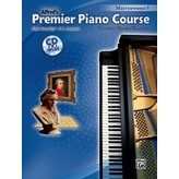 Alfred Music Premier Piano Course: Masterworks Book 5