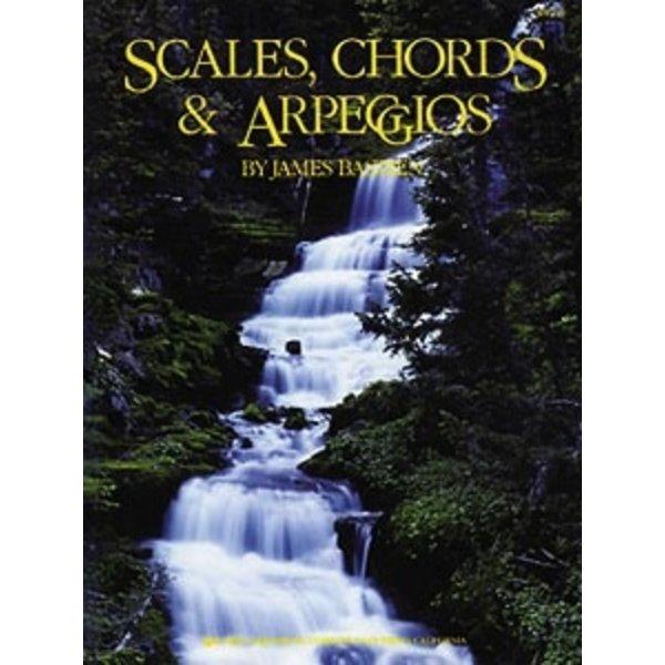 Bastien Piano Scales, Chords, & Arpeggios