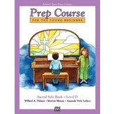 Alfred Music Alfred's Basic Piano Prep Course: Sacred Solo Book D